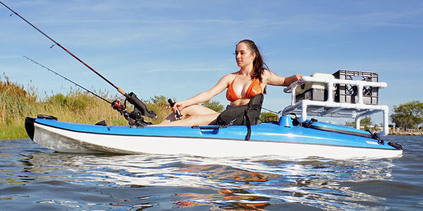 Fishing: A look at kayaks used for fishing & the available different types