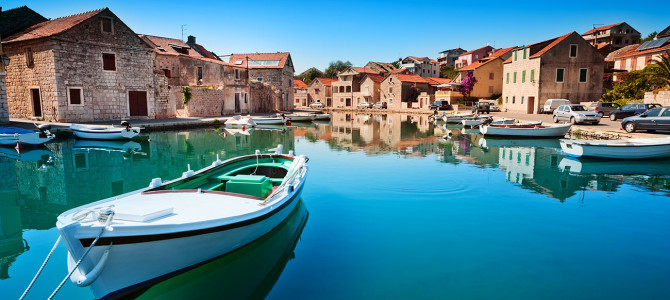 Vacation: Travelling to Croatia to enjoy water attractions