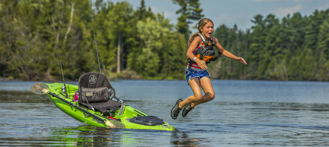 Safety in sporting activities… focus on at safety in kayak fishing
