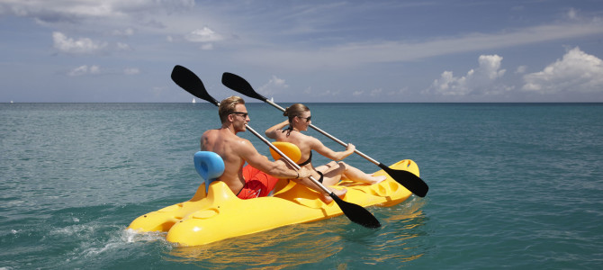 Embracing water sports after physical injury… focus on kayaking